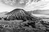 image of bromo  - Bromo Volcano at  Java - JPG