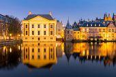 image of prime-minister  - Binnenhof palace - JPG
