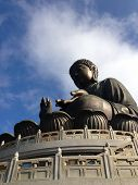 pic of lantau island  - Giant Buddha - JPG