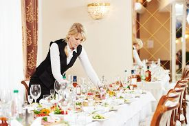 picture of banquet  - Restaurant catering services - JPG