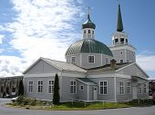 Saint Michael'S Cathedral Sitka Alaska