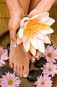 Footcare y handcare en el spa
