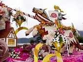 The Bayer Advanced 2011 Rose Bowl Parade Float