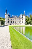 Chateau Pichon Longueville, Bordeaux Region, France