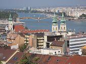 Birdview Budapest
