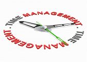 time management project planning with a daily schedule to increase efficiency and productivity. Orga