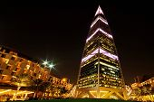 stock photo of riyadh  - Faisaliah Tower in Riyadh - JPG