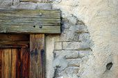 Wall & Door Jamb Detail