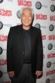 SANTA MONICA, CA - APR 10: Michael Yama at the Kinetic Content's Celebration of Betty White's 'Off Their Rockers' at the Viceroy Hotel on April 10, 2012 in Santa Monica, California