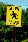 Slow, Children At Play