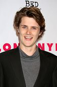 LOS ANGELES - APR 10:  Eugene Simon arrives at the NYLON Magazine 13th Anniversary Celebration at Sm