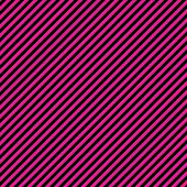 Hot Pink & Black Diagonal Stripe Paper
