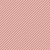 Pink & Tan Diagonal Stripe Paper