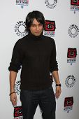 LOS ANGELES - APR 12:  Vik Sahay arrives at Warner Brothers