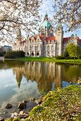Neus Rathaus Hannover, de