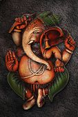 Ganesha Made With Clay