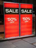 Sale Posters