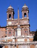 Church, Rome, Italy.