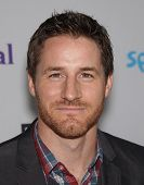 LOS ANGELES - AUG 02:  SAM JAEGER arriving to Summer 2011 TCA Party - NBC  on August 02, 2011 in Bev