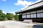 Kyoto, Japan - Oct 27: Nijo Castle Was Built In 1603 As The Kyoto, Japan