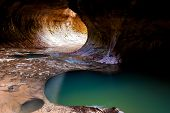 Subway within Zion
