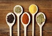 Seasoning Spice Food Ingredients