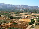Landscape Of Crete