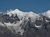 Beautiful Mountain Named Piz D`Andolla