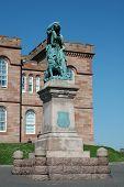 Inverness - Flora Macdonald'S Monument.
