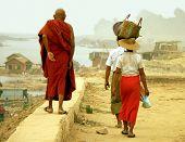 Irrawaddy Wall Walk