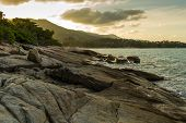 Stoney Shore Sunset