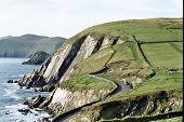 Cliff. Ireland