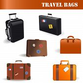 Vector Travel Bags