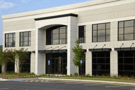 picture of building exterior  - New Large Commercial Office Building Available for Sale or Lease - JPG