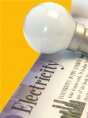 Electricity & Light Bulb