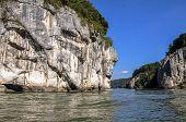 Germany, Danube River At Weltenburg