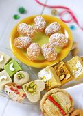 Verity of Asian Sweet
