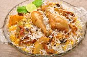 Chicken Biryani-T