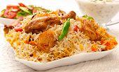 Chicken Biryani-I