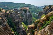 Varlaam Monastery in Meteora, Trikala region, Greece