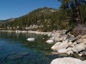 Lake Tahoe Shore