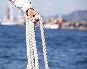 Sailors On Deck