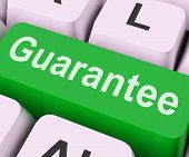 Guarantee Key Means Secure Or Assure.