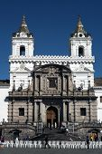 Church And Monastery Of St. Francis In Quito