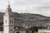Santo Domingo Church In Quito, Ecuador