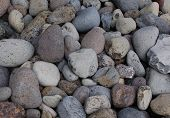 background of stones