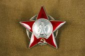 Russian Order Red Star