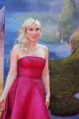 LOS ANGELES - MAR 22:  Natasha Bedingfield at the Pirate Fairy Movie Premiere at Walt Disney Studios Lot on March 22, 2014 in Burbank, CA