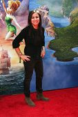 LOS ANGELES - MAR 22:  Pamela Adlon at the Pirate Fairy Movie Premiere at Walt Disney Studios Lot on