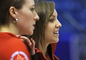 Curling Women Canada Rachel Homan Smile